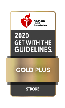 American Heart Association Get With the Guidelines Gold Stroke Program